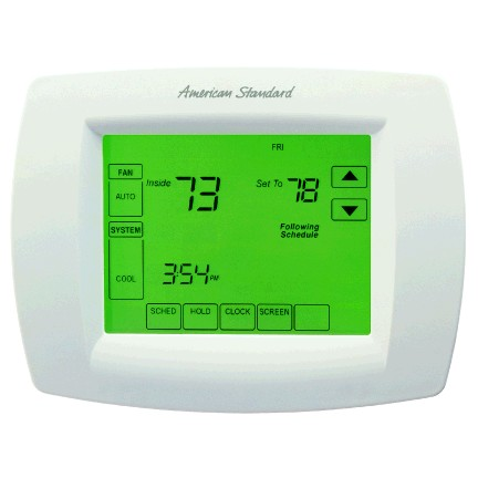 Programmable Thermostats Mini Split Air Conditioning